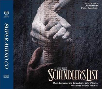 John Williams (*1932) (Komponist/Dirigent) - Schindler's List - OST (Hybrid SACD)