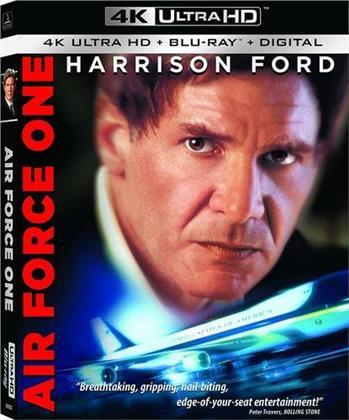 Air Force One (1997) (4K Ultra HD + Blu-ray)