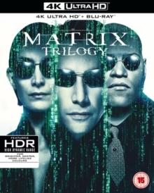 The Matrix Trilogy (3 4K Ultra HDs + 6 Blu-rays)