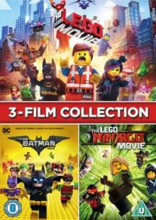 Lego 3-Film Collection (3 DVDs)
