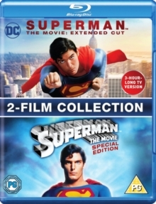Superman - The Movie (1978) (Extended Edition, Special Edition, 2 Blu-rays)
