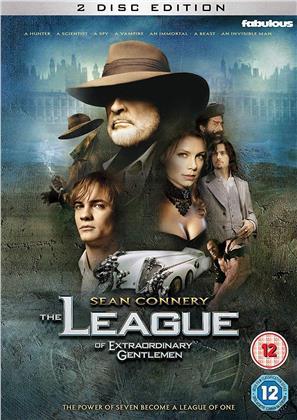 The League of Extraordinary Gentlemen (2003) (2 DVDs)