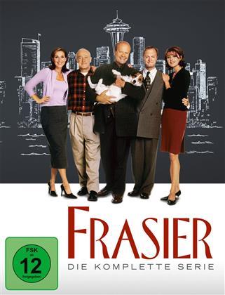 Frasier - Die komplette Serie (Neuauflage, 44 DVDs)