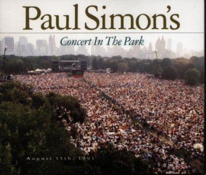 Paul Simon - Concert In The Park (2 CDs)