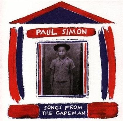 Paul Simon - Songs From The Capeman (Japan Edition)