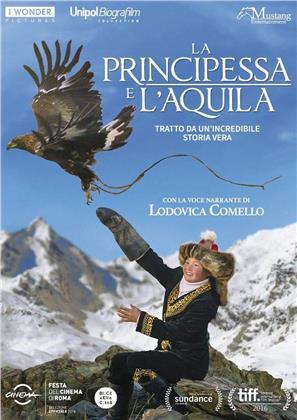 La principessa e l'aquila (2016)