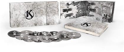 Kaamelott - Livre 1-6 (21 DVDs)