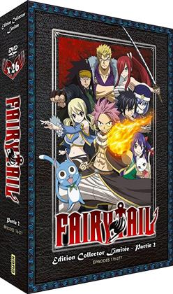 Fairy Tail - Partie 2 - Episodes 176-277 (Coffret format A4, Collector's Edition, Limited Edition, 26 DVDs)