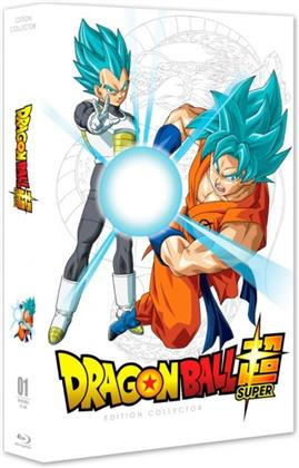 Dragon Ball Super - Box 1 (Collector's Edition, 5 Blu-rays)