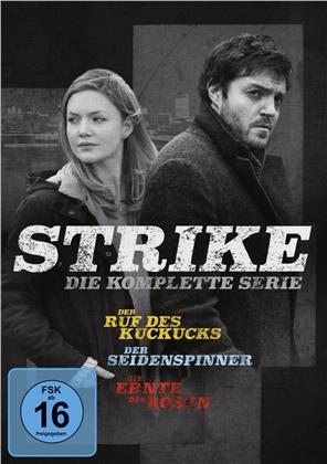 Strike - Die komplette Serie (2 DVDs)