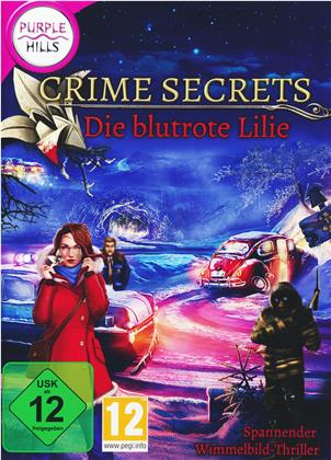 Crime Secrets - Blutrote Lilie