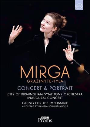 City of Birmingham Symphony Orchestra & Mirga Grazinyte-Tyla - Concert & Portrait (Euro Arts, 2 DVDs)
