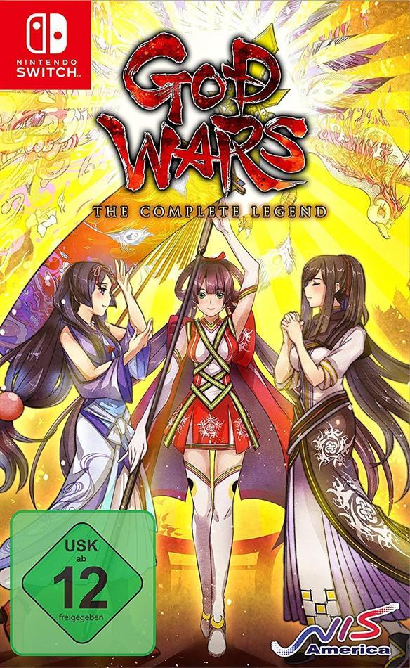 GOD WARS - The Complete Legend