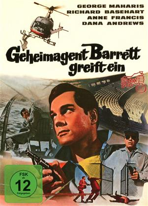 Geheimagent Barrett greift ein (1965) (Cover B, Phantastische Filmklassiker, Mediabook)