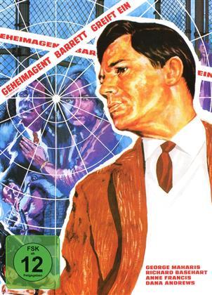 Geheimagent Barrett greift ein (1965) (Cover A, Phantastische Filmklassiker, Mediabook)