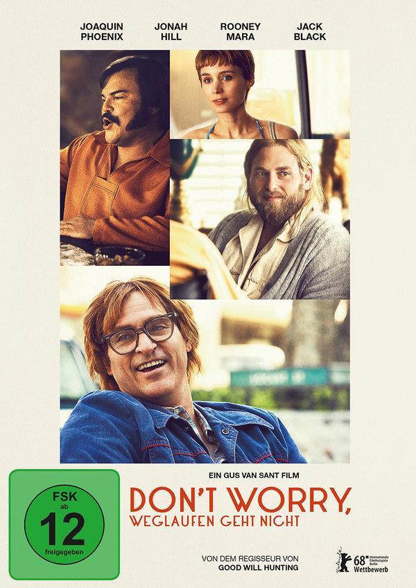 Don't worry, weglaufen geht nicht (2018)