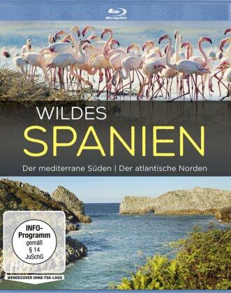 Wildes Spanien - Der meditarrene Süden / Der atlantische Norden (2016)