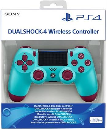 PS4 Controller original Berry Blue wireless Dual Shock 4
