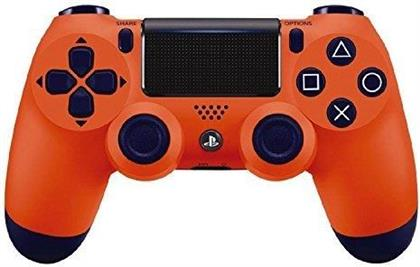 PS4 Controller original Sunset Orange wireless Dual Shock 4