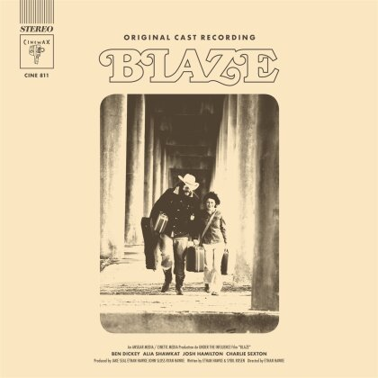 Blaze (OST) - OST (2018 Reissue, Deluxe Edition)