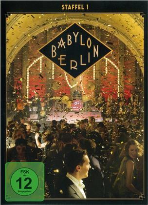 Babylon Berlin - Staffel 1 (2 DVDs)