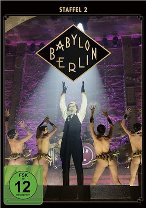 Babylon Berlin - Staffel 2 (2 DVDs)