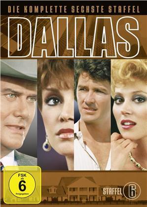 Dallas - Staffel 6 (8 DVDs)