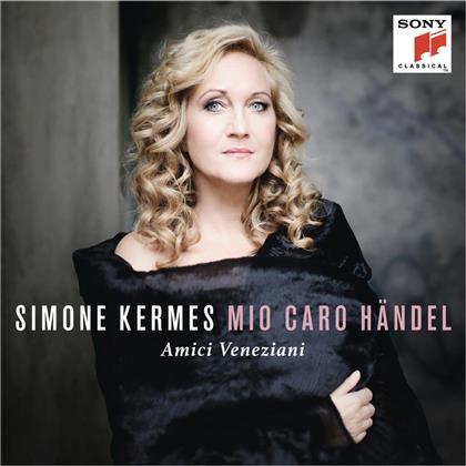 Simone Kermes & Georg Friedrich Händel (1685-1759) - Mio Caro Handel