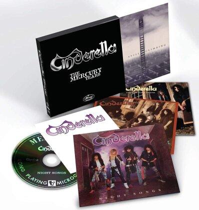 Cinderella - The Mercury Years (5 CDs)