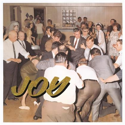 Idles - Joy As An Act Of Resistance. (LP)