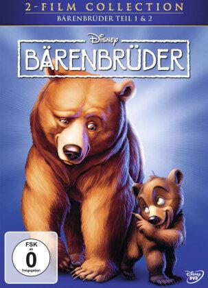 Bärenbrüder 1 & 2 (2 DVDs)