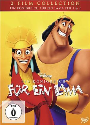 Ein Königreich für ein Lama 1 & 2 (2 DVDs)