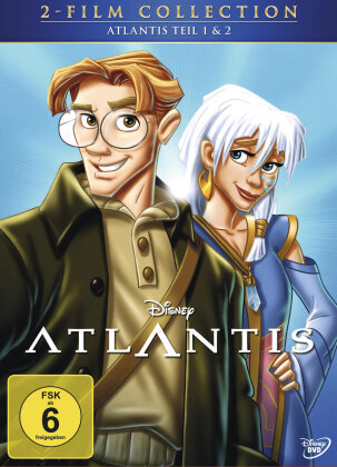 Atlantis 1 & 2 - Das Geheimnis der verlorenen Stadt / Die Rückkehr (2 DVDs)