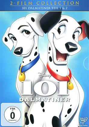 101 Dalmatiner 1 & 2 (2 DVDs)