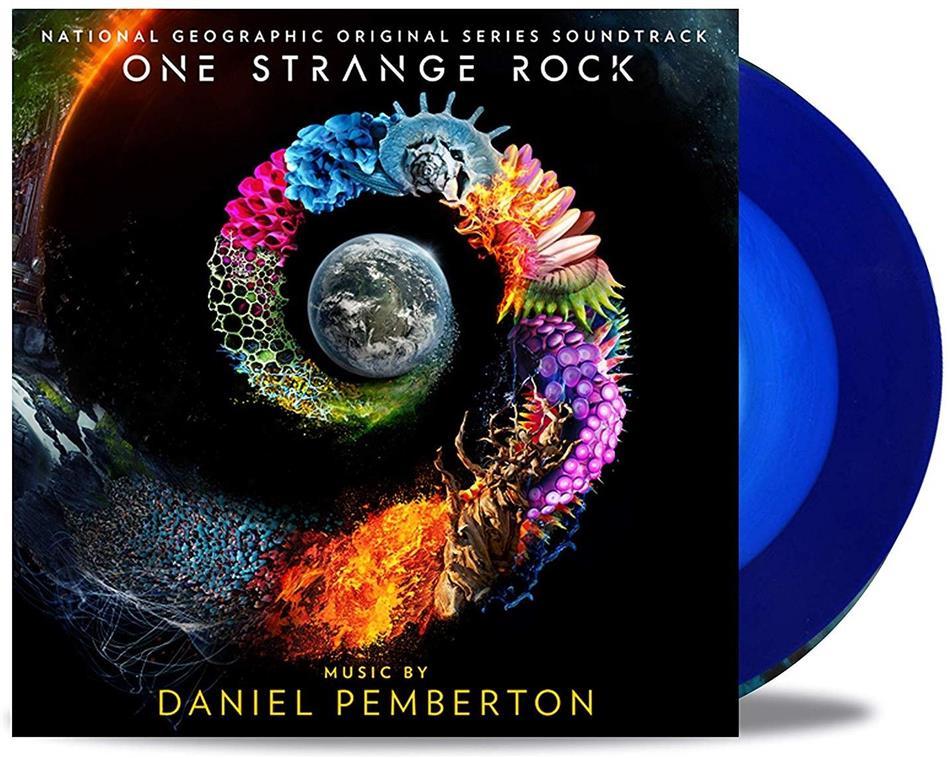 Daniel Pemberton - One Strange Rock - OST (Planetary Blue Vinyl, 2 LPs)