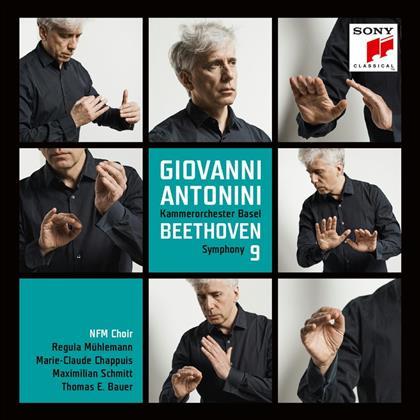 Giovanni Antonini, Kammerorchester Basel & Ludwig van Beethoven (1770-1827) - Symphony No. 9