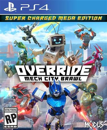 Override: Mech City Brawl (Super Charged Mega Edition)
