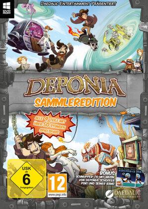 Deponia - Sammler Edition