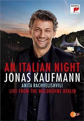 Jonas Kaufmann & Anita Rachvelishvili - An Italian Night - Live from the Waldbühne Berlin (Sony Classical)
