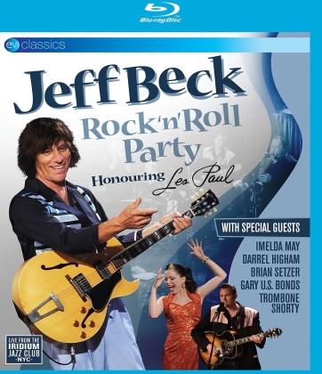 Jeff Beck - Rock'n'Roll Pary - Honouring Les Paul (EV Classics)