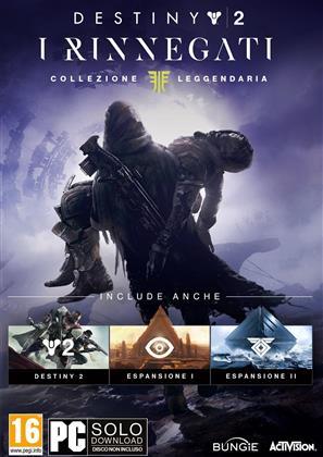 Destiny 2 - I Rinnegati Collezione Leggendaria