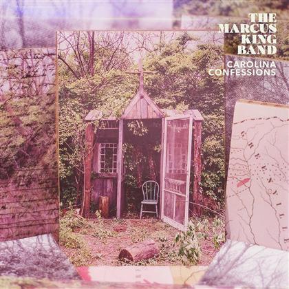 Marcus King Band - Carolina Confession (Gatefold, LP)