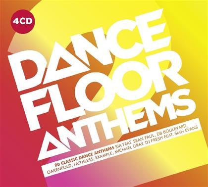 Dancefloor Anthems 2 (4 CDs)