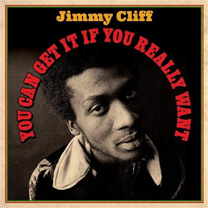 Jimmy Cliff - You Can Get It If You Want (2 LPs)