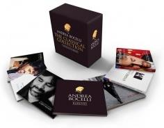 Andrea Bocelli - The Complete Classical Albums (Remastered, 7 CDs)
