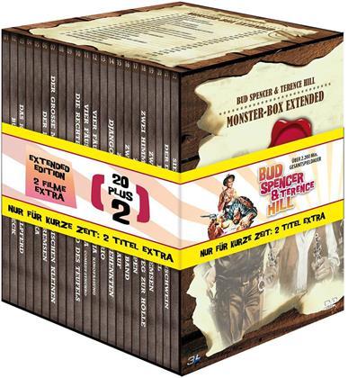 Bud Spencer & Terence Hill - Monster-Box Extended (22 DVDs)
