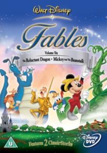 Fables - Vol. 6 - The Reluctant Dragon / Mickey and the Beanstalk