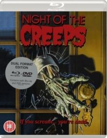 Night Of The Creeps (1986) (Eureka!, DualDisc, Limited Edition, Blu-ray + DVD)