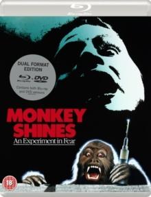 Monkey Shines (1988) (DualDisc, Blu-ray + DVD)