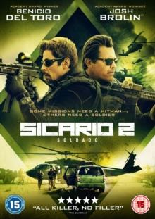 Sicario 2 - Soldado (2018)